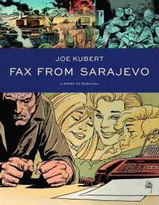 Dark Horse November 2019: Fax from Sarajevo (New Edition) TP