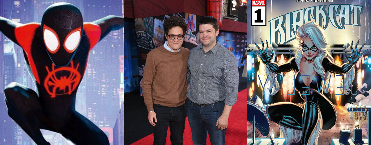 INTO THE SPIDER-VERSE producers Lord and Miller developing new live