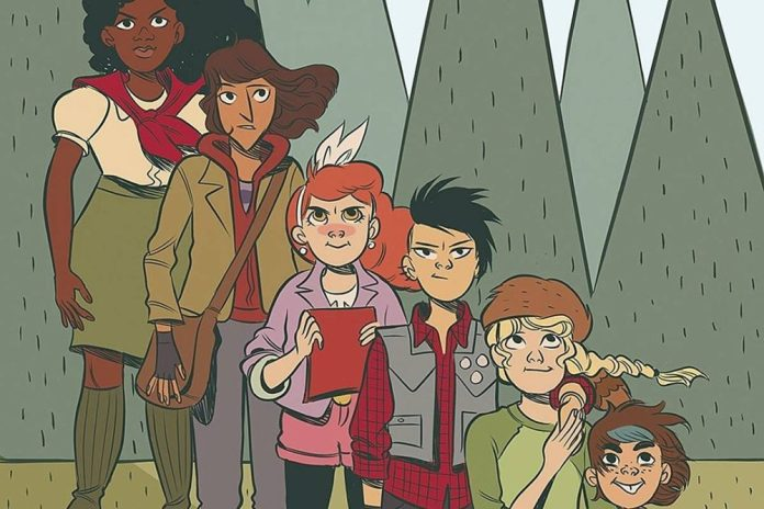 Studio Coffee Run 9/16/19: Lumberjanes movie a no-go, but more ALADDIN and Apes to come, plus more entertainment news