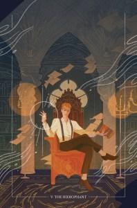 BOOM! Studios November solicits: the magicians #1