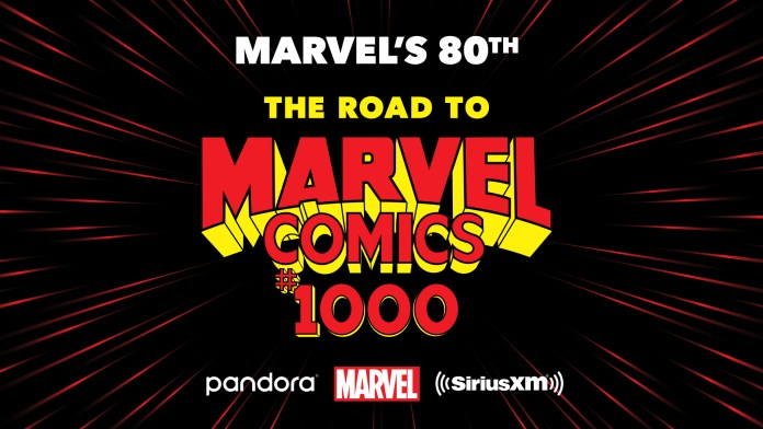 Marvel's 80th: The Road to Marvel Comics #1000