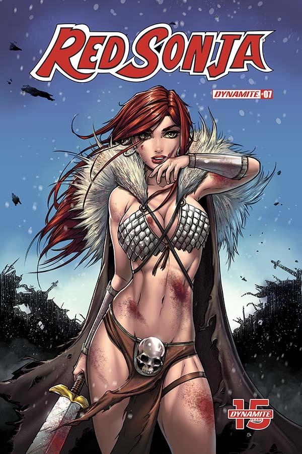 Red Sonja Vol. 5 #7
