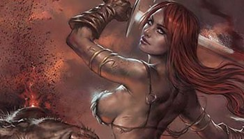 Red Sonja Birth of the She-Devil #3