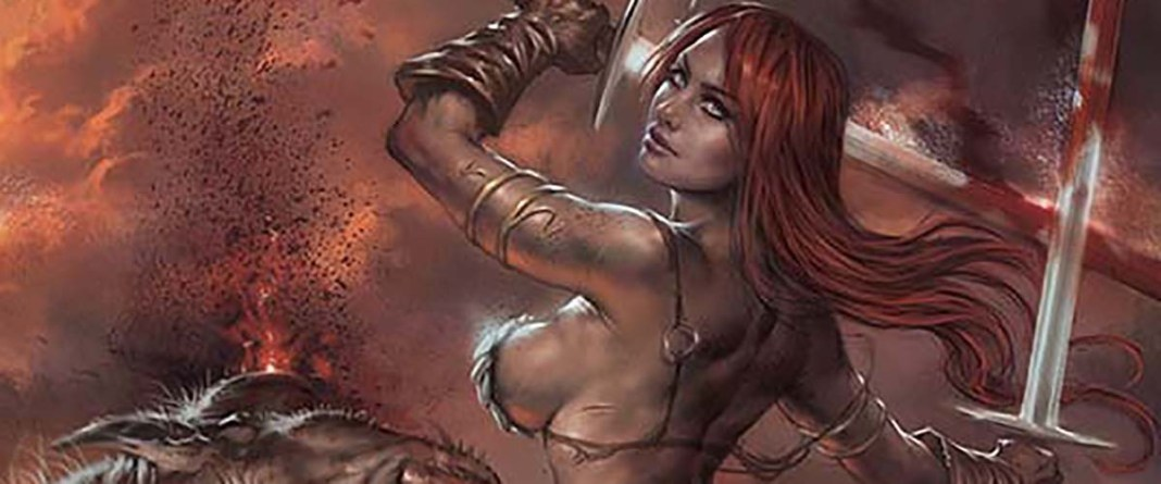 Red Sonja Birth of the She-Devil #3
