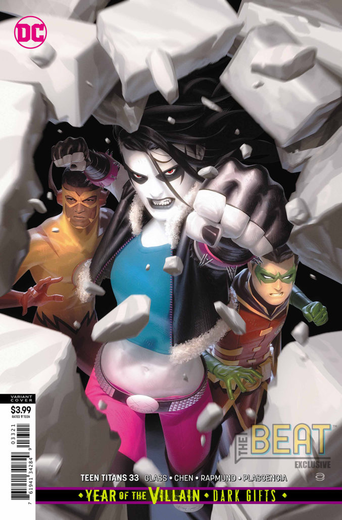 Teen Titans #33 Preview
