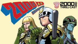 2000AD Thrill-Cast
