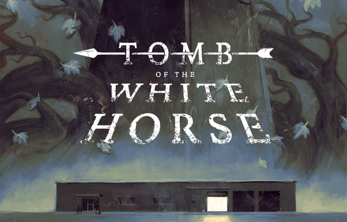 TOMB OF THE WHITE HORSE