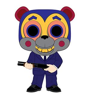 Funko Umbrella Academy