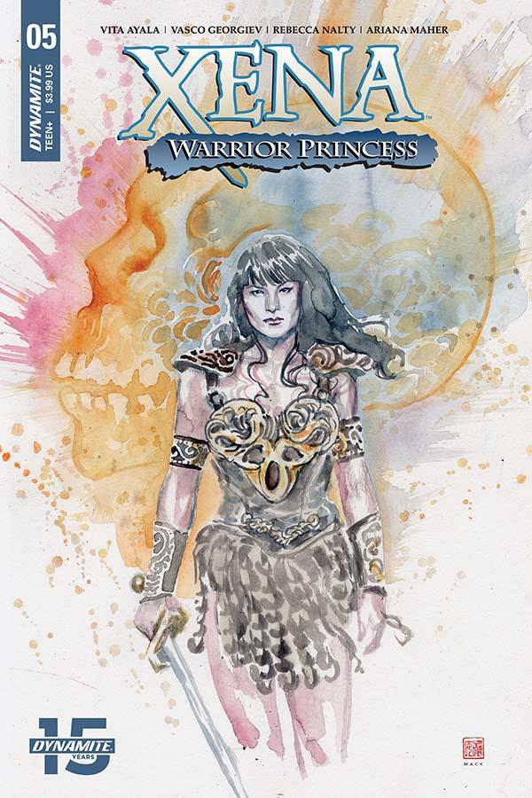 Xena: Warrior Princess #5