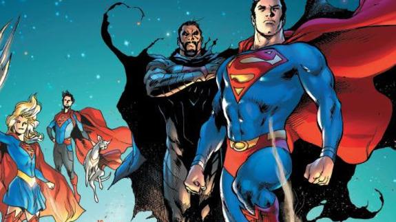 DC reveals SUPERMAN #14 ending
