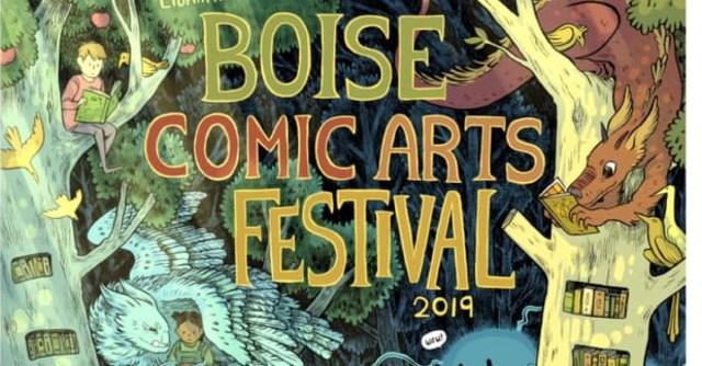 It's a Massive Con Weekend: Boise Comic Arts Festival, Fan Expo Canada, Keystone Comic Con, Wizard World Chicago, D23