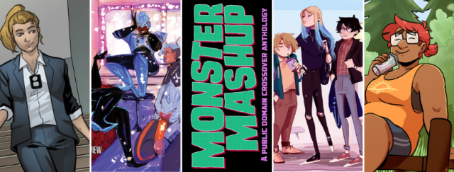 Crowdfunding Comics Round-Up: Monster Mashup, The Bay, & 3 other projects we love