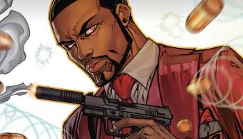 B. Clay Moore writing Killers from Valiant Comics