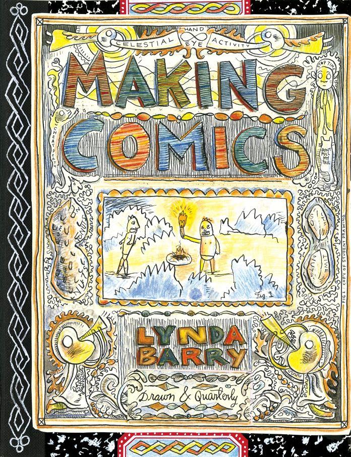 Graphic Novels for Fall 2019: Making Comics