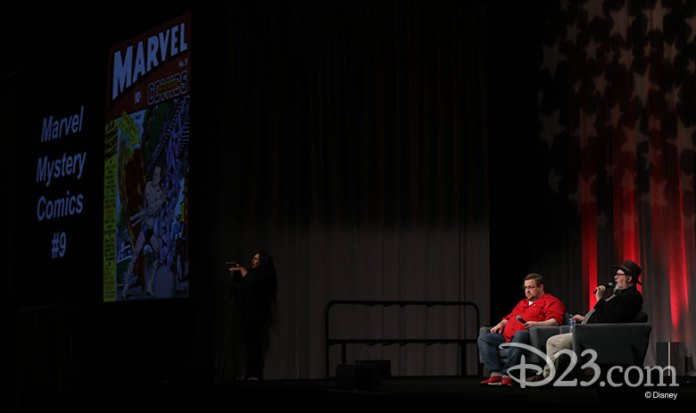 marvel 80th d23 news