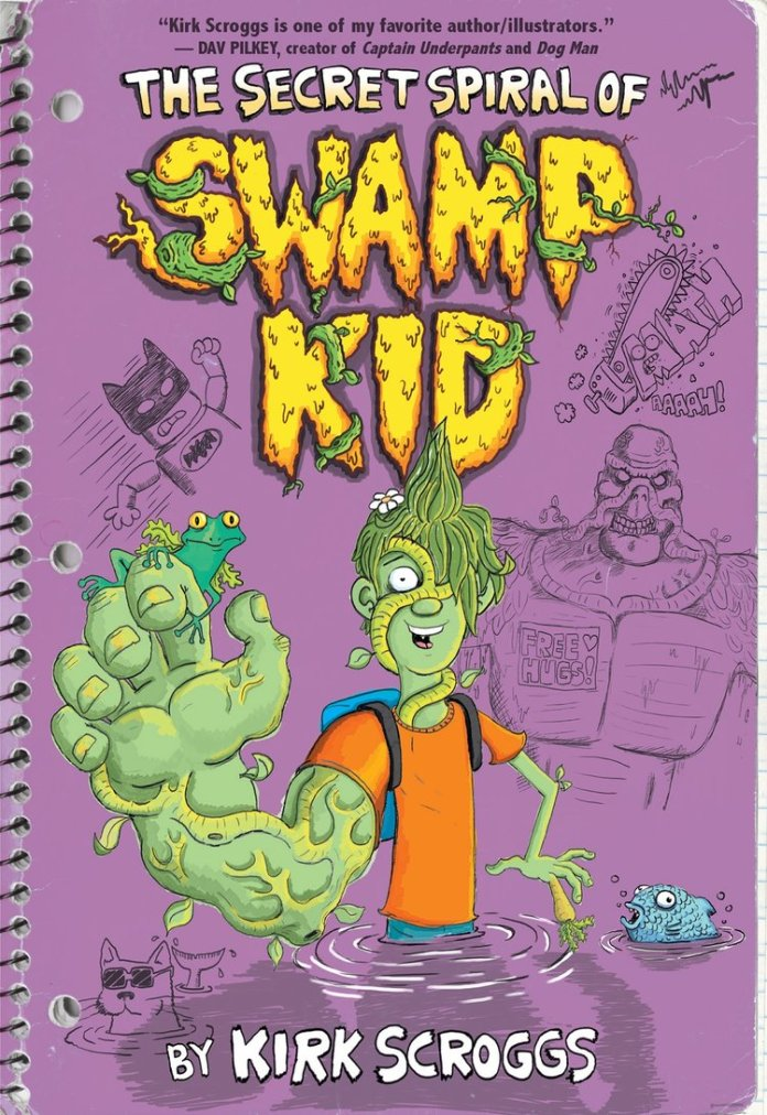 secret spiral of swamp kid
