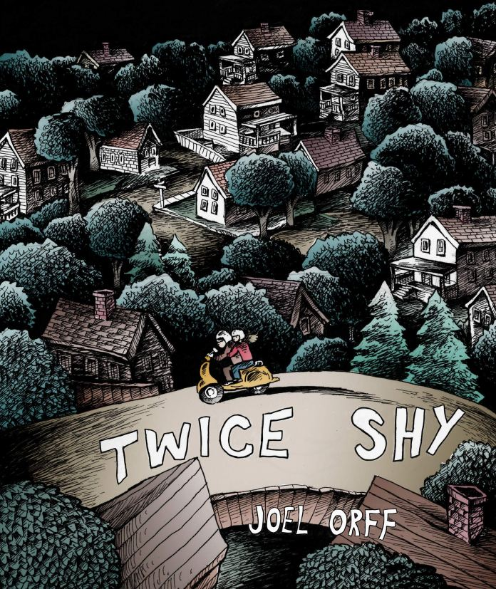 Graphic Novels for Fall 2019: Twice Shy