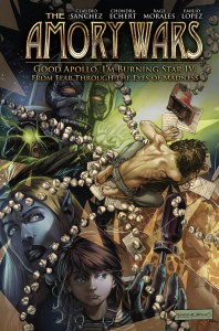 THE AMORY WARS: GOOD APOLLO, I'M BURNING STAR IV ULTIMATE EDITION HC