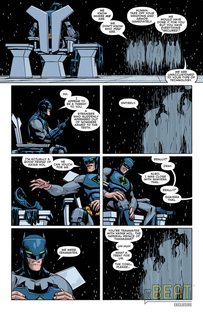 Batman Universe 3 Preview