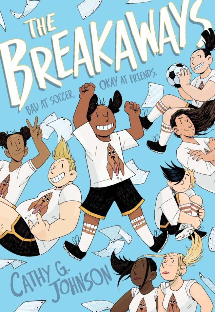 The Breakaways Cover