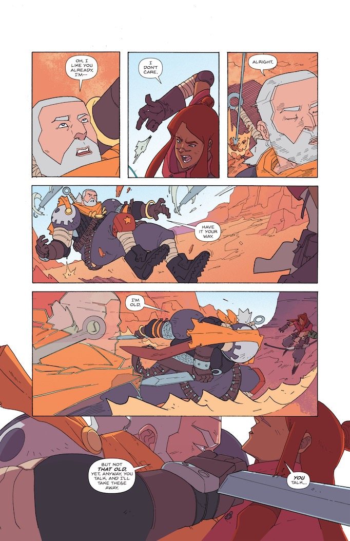 breaklands comixology page