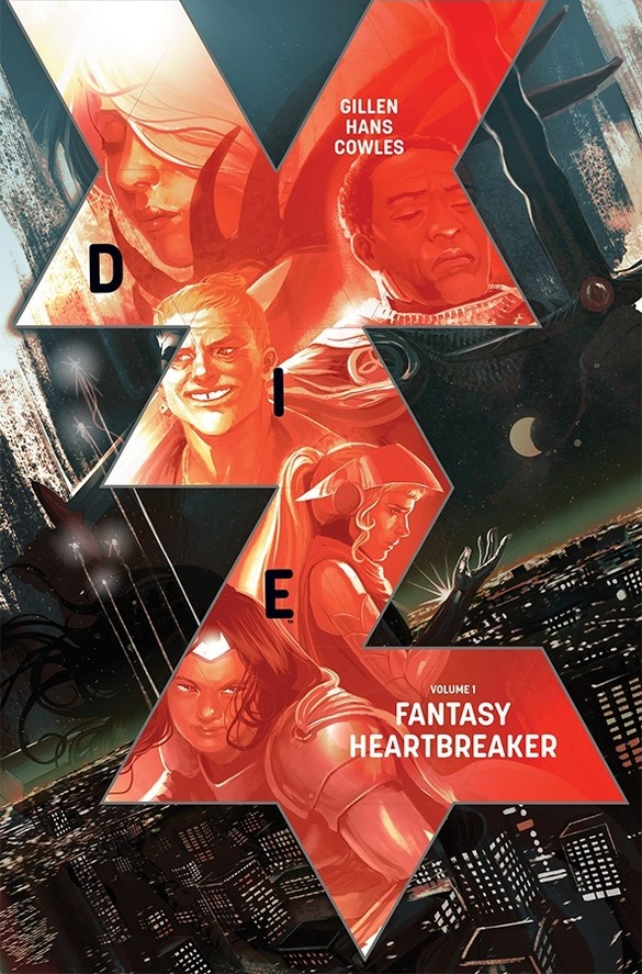 DIE Volume 1 Cover