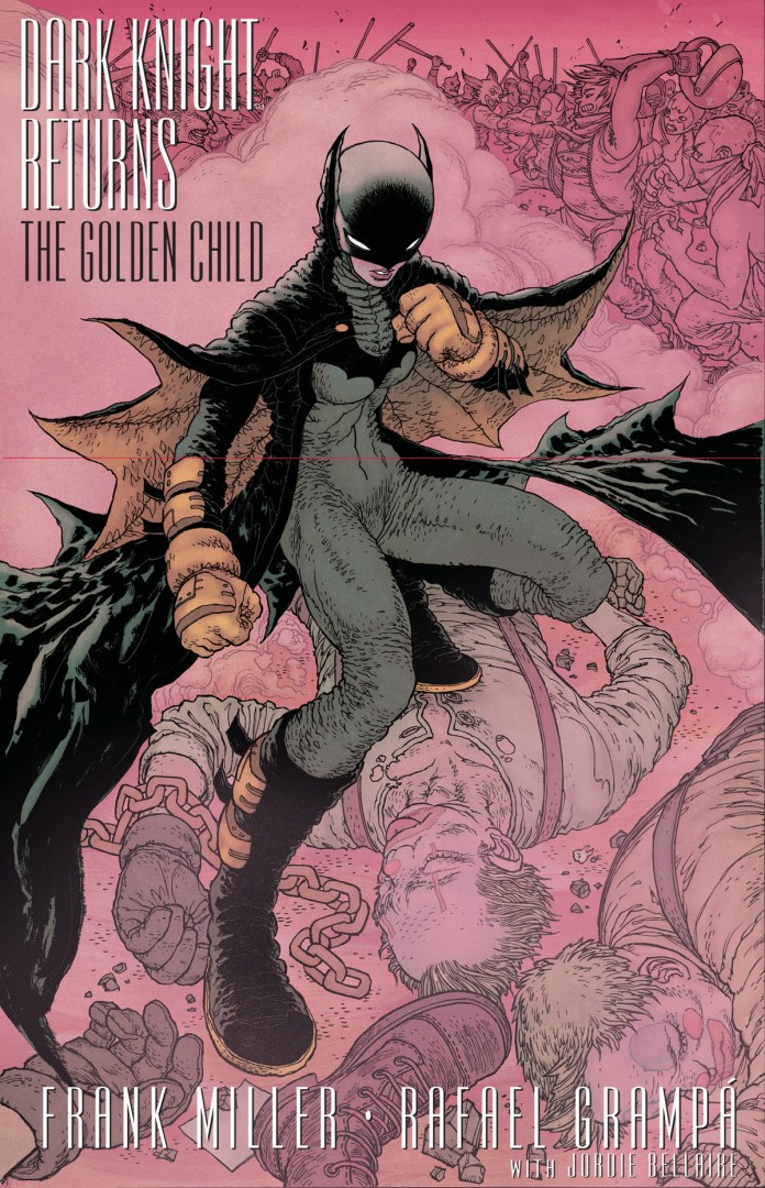 Dark Knight Returns: The Golden Child