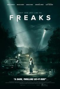 Freaks starring Grace Park