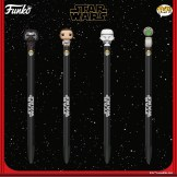 Rise of Skywalker Pop! pencil toppers