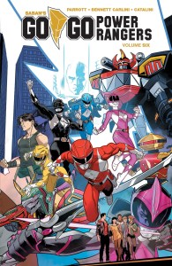 Go Go Power Rangers Vol. 6