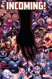 Marvel Comics Incoming #1