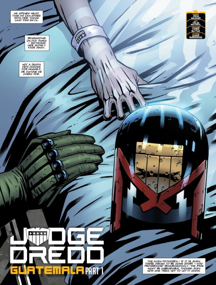 PREVIEW: 2000AD prog 2150 is perfect for new Thrill-seekers