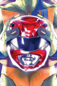 BOOM! Studios December 2019 solicits: Mighty Morphin Power Rangers/TMNT #1