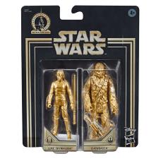 Luke Skywalker & Chewbacca