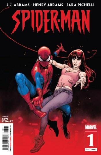 JJ and Henry Abrams Spider-Man #1
