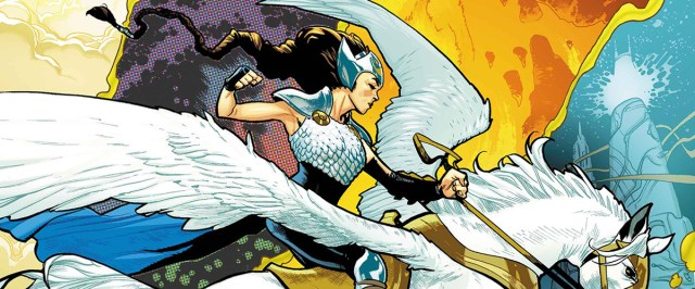 EXCLUSIVE PREVIEW: Tour the Afterlives in VALKYRIE: JANE FOSTER #3