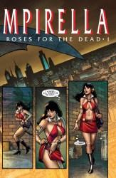 Vampirella Roses for the Dead
