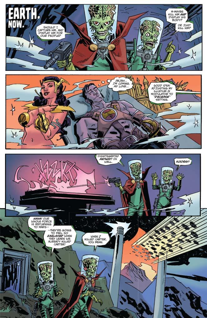 Warlord of Mars Attacks #4