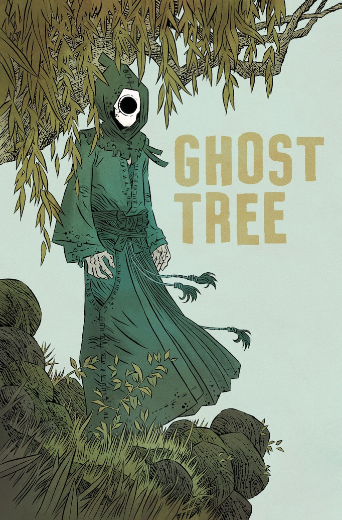 ghost tree comic graphic novel