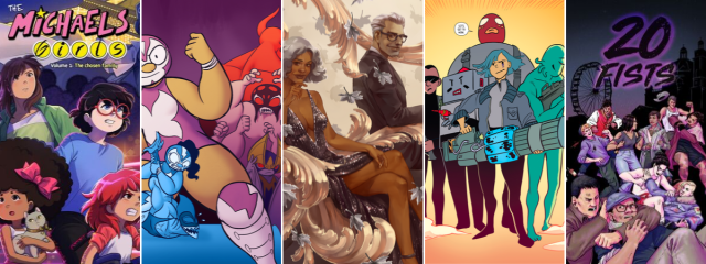 Crowdfunding Comics Round-Up: Smut Peddler, The Legend of La Mariposa, & 3 other projects we love