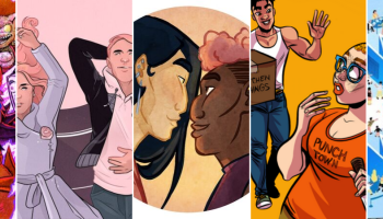Crowdfunding Comics 9/27: Task Force Rad Squad - After Hours - The Technomancer - Assassin Roommate - Why Always Wins