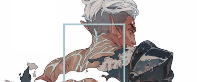 DRAGON AGE to continue post-Inqusition with comic series DRAGON AGE: BLUE WRAITH
