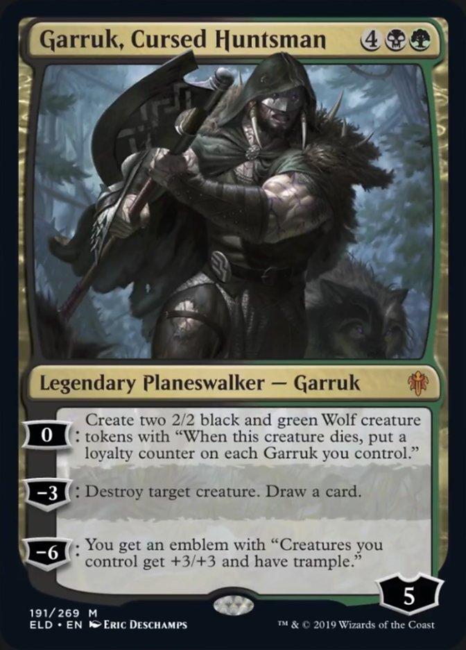 Eldraine Garruk