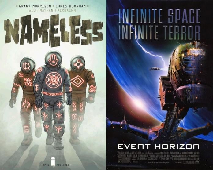 Nameless Event Horizon