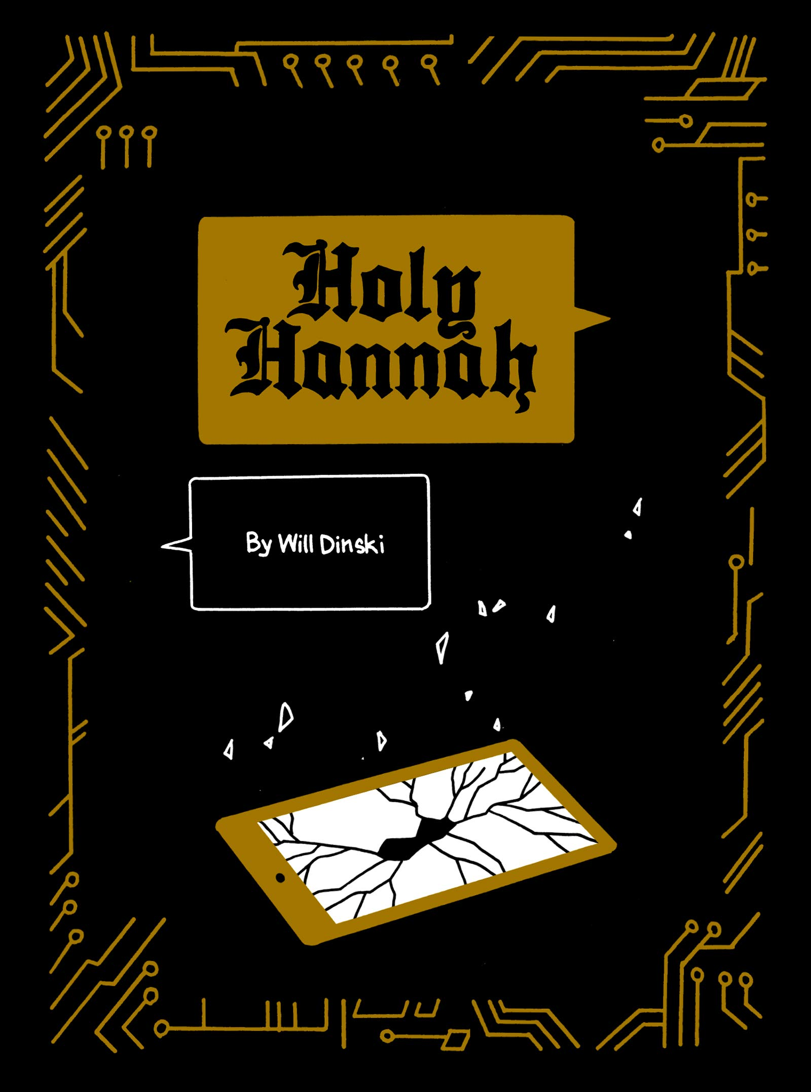Graphic Novels for Fall 2019: Holy Hannah