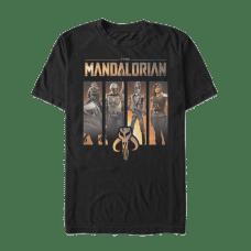 Fifth Sun Mandalorian tee