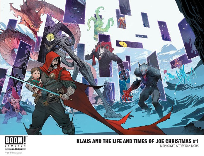 Klaus and the Life & Times of Joe Christmas #1