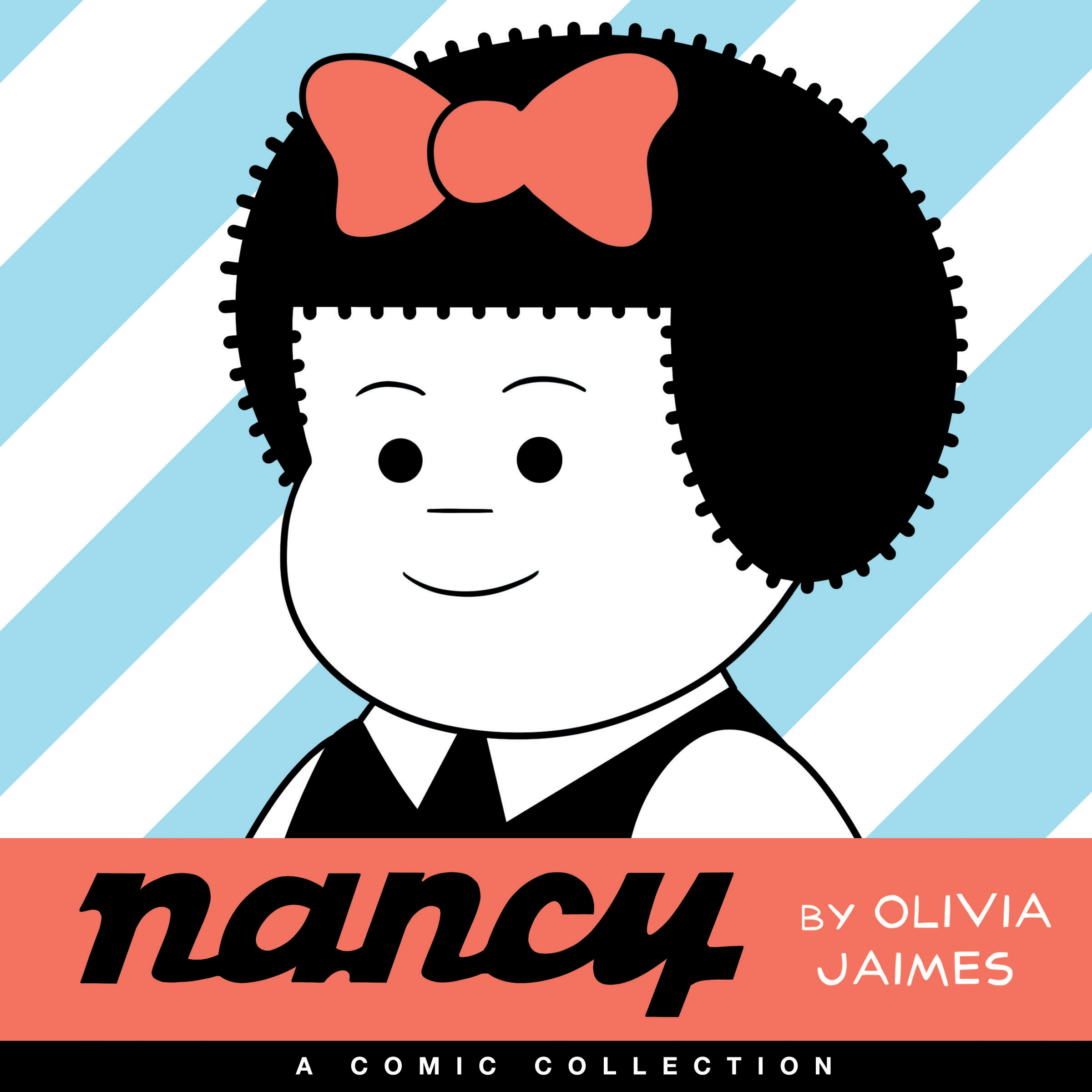 Graphic Novels for Fall 2019: Nancy