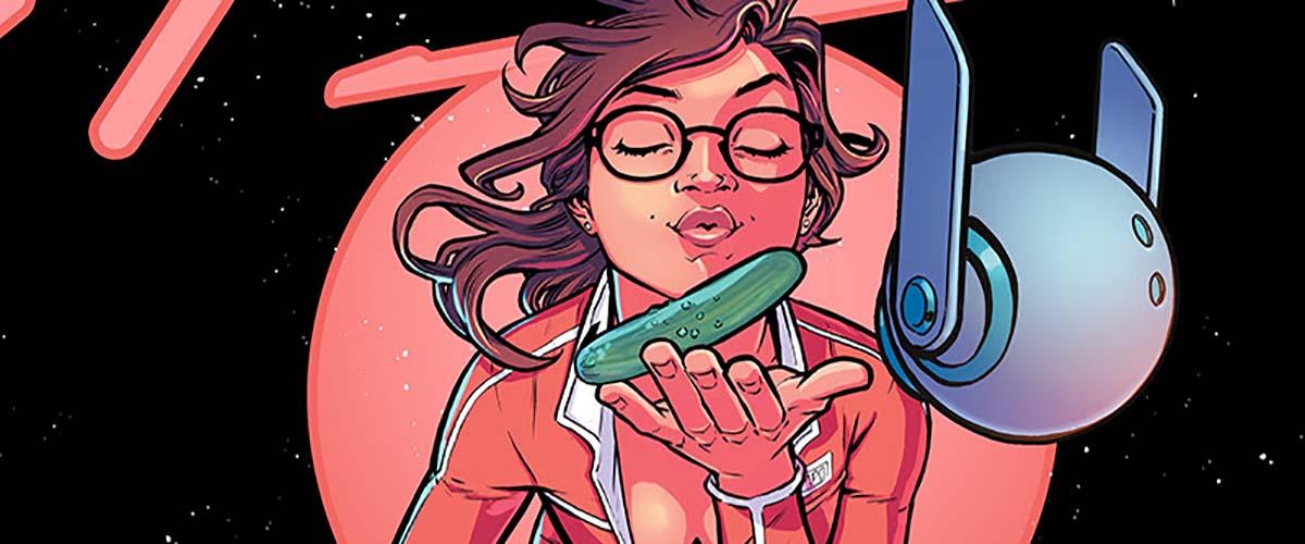 Vault Comics Announces Special Black Bag Cover Variants For