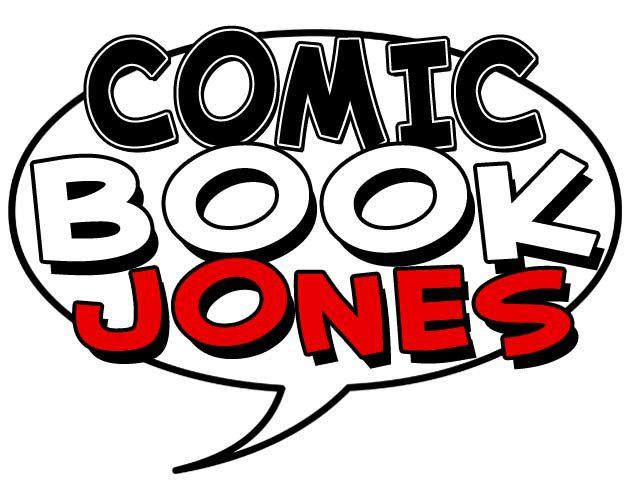 comic book jones logo